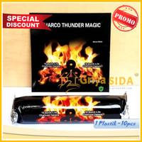 Arang Magic Langsung nyala Charco Thunder BOKHOUR DUPA Bukhur Gaharu