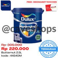 DULUX WEATHERSHIELD PRO BUTTERNUT 44540 2.5L / 2,5 Liter