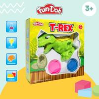 Fundoh T-Rex Dinosaurus - Mainan Lilin - Mainan Edukasi