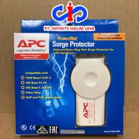 APC Surge Protector LAN RJ45 PNET1GB Anti Petir APC