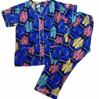 Piyama Anak Baju Batik no 8 Anak Cowok Cewek