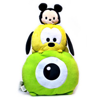 Bantal Disney Tsum Tsum Stackable Cushion