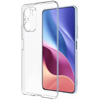 Slim TPU Case Xiaomi RedMi Note 10 4G - Camera Clear Soft Cover Casing