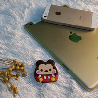 Pop Socket 3D Karakter Mickey dan Minnie