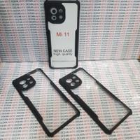 Xiaomi Mi 11 | Soft Case | Hybrid Armor Spigen Case Fuze