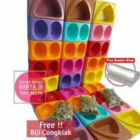 Congklak Susun Plastik / Dakon Susun Mainan Tradisional Edukatif