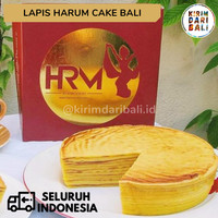 Lapis Legit Harum Cake Bali / Oleh Oleh khas Bali / Jastip Bali