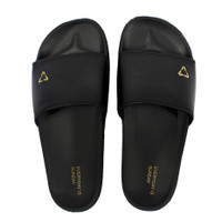 Sun Casual - Vol 2 Black / Gold | Slippers | Sandal Pria