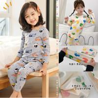 Pajamas Sunday uk Bayi - 7 Tahun / Piyama Baju Tidur Setelan IMPORT