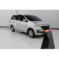 Toyota Avanza 1.3 E AT 2018 Silver