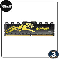 Apacer DDR4 DIMM 2666-16 1024x8 8GB 1.2V OC Panther-Golden