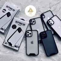 Space Black Military Drop Test Case iPhone 7+ X XR XS 11 12 PRO MAX