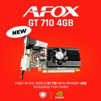VGA GT 710 4GB DDR 3 64BIT AFOX