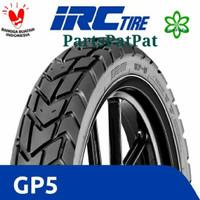 BAN IRC GP5 GP-5 GP 5 TUBELES 809014 80/90-14 8090-14 IRC DUAL PURPOSE