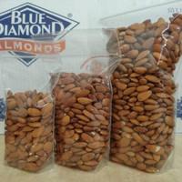 Kacang Almond Panggang Kupas Blue Diamond Roasted 1kg