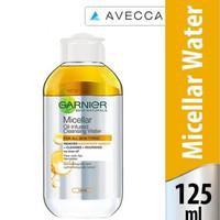 Garnier Micellar Oil-Infused Cleansing Water - 125ml