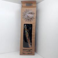Parsel Ramadan sajadah hitam besar turki wangi parfum