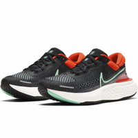 Nike ZoomX Invincible Run Flyknit. Men's Running Shoes. Black Red