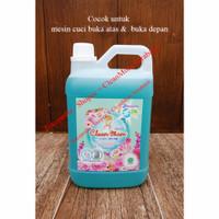 Clean Mom Liquid (sabun cuci baju)