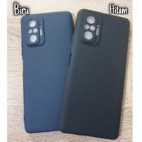 Soft Case Redmi Note 10 PRO Case Matte Ultra Thin Casing Handphone