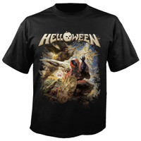 T-shirt HELLOWEEN Album Baru 2021 - Official Licensed - Lisensi Resmi