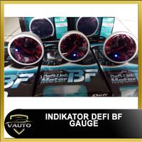 Indikator Defi Indikator BF Defi Indicator Defi BF Gauge - OILPRESS