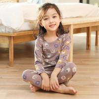 Pajamas Sunday uk 3-5 Tahun / Piyama Baju Tidur Setelan Anak IMPORT