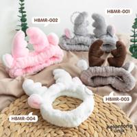RUSA - Headband Mandi/ Bando Cuci Muka/ Bandana/ Hairband