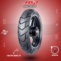 Ban Tubles Motor Batangan FDR MAXTREME 130/70 Ring 17