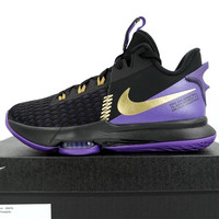 Sepatu Basket Nike Lebron Witness V EP Black CQ9381-001 Original BNIB