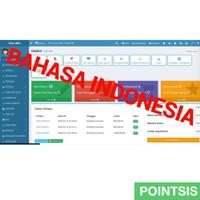 Aplikasi POS Kasir - Modern POS Point of Sale with Stock Management