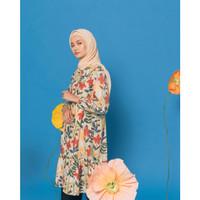 Nadjani - Dress Mamie - Olive