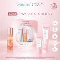 Wardah Hydra Rose Dewy Skin Starter Kit