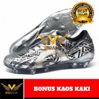 Sepatu Sepak Bola Ortuseight / sepatu bola ortus Terbaru Warna silver