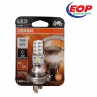 Bohlam Lampu Depan LED HS1 OSRAM Ninja R RR 150 Z250SL AC/DC 7285cw