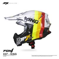 Helm JPX Cross Full Face X37 King