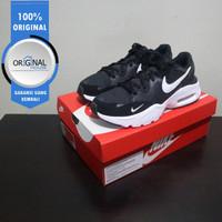 Sepatu Sneakers Nike Air Max Fusion Black White Original BNIB