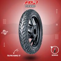 Ban Tubles Motor Bebek Moped FDR FLEMMO PRO 70/90 Ring 17