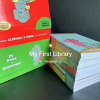 elephant and piggie 25 Books/set Mo Willems buku anak