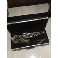 Alto Saxophone Selmer Bundhi-II buatan USA, masih laik dipakai