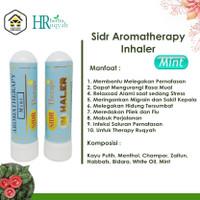 Sidr Teraphy Inhaler Aroma Mint, untuk melegakan nafas & terapi ruqyah