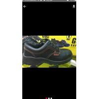 Sepatu Safety Krisbow Hercules 4 Inch Rubymarket