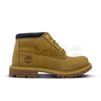 Timberland Women Nellie Chukka Wheat Nubuck Boot-TB023399713