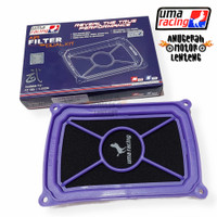 Filter Udara Air Filter Dual Kit Uma Yamaha Vixion New NVL FZ 150i