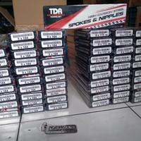 Jari jari TDR CHROME ring 18 velg depan RX KING RXS RX Series