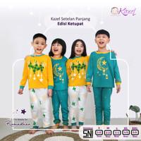 Kazel Setelan Ramadhan Anak 1-5Tahun Limited Edition (2Pcs)