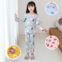 Pajamas Sunday uk 5- 7 Tahun / Piyama Baju Tidur Setelan Anak IMPORT
