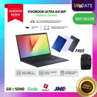 LAPTOP ASUS A413EP Core i7-1165G7 8GB 512G SSD MX330 2GB W10 OHS2019