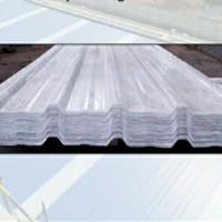 Trimdeck Atap Bening Bahan Polycarbonate