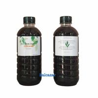 Pupuk organik cair POC kotoran urine kelinci murni / fermentasi 500ml